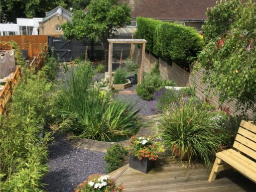 Fiveways, Brighton Garden Design