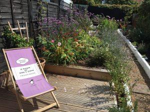 Hollingbury garden makeover after